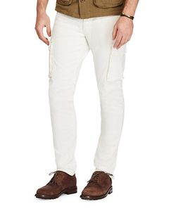 Polo Ralph Lauren | Five-Pocket Stretch Denim Cargo Jeans