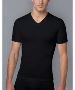 SPANX | Compression V-Neck T-Shirt