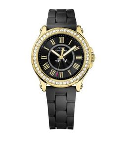 Juicy Couture | Ladies Pedigree Watch With Heart-Tipped Hand