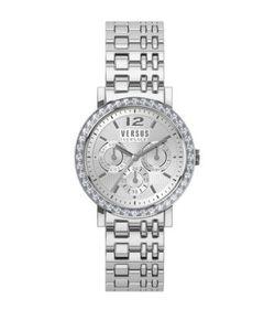 Versus | Manhasset Pave Stainless Steel Bracelet Watch Sor110015