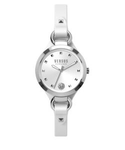Versus | Rosalyn Leather-Strap Bracelet Watch Som010015