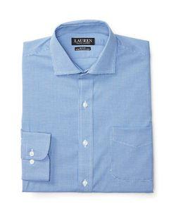 Lauren Ralph Lauren | Slim-Fit Checked Stretch Estate Dress Shirt
