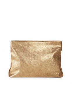 Halston Heritage | Shimmer Leather Clutch