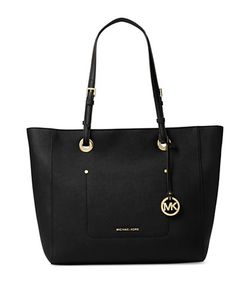 Michael Kors Collection | Ring Leather Tote