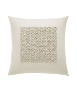 Vera Wang | Winter Blossoms Decorative Pillow