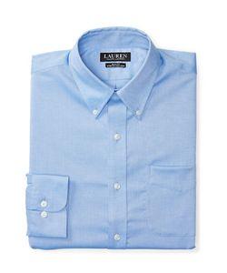 Lauren Ralph Lauren | Slim-Fit Stretch-Oxford Dress Shirt