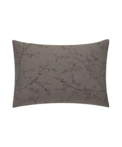 Vera Wang | Winter Blossoms Decorative Linen Pillow