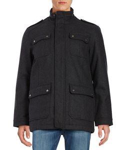 Emanuel Ungaro | Wool Blend Field Jacket