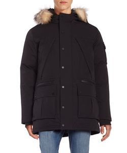 Pajar | Fur-Trim Hooded Parka Jacket