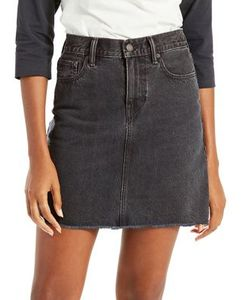 Levi's | Cotton High-Waisted Skirt