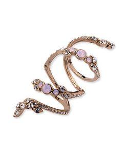 Jenny Packham | Swarovski Crystal Vine Ring
