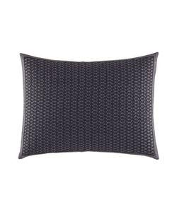 Vera Wang | Scribble Print Embroide Pillow