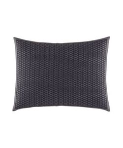 Vera Wang | Scribble Print Embroidered Pillow