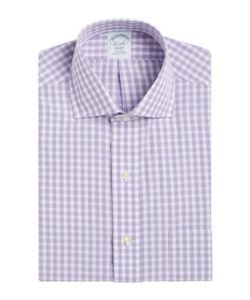 Brooks Brothers | Gingham Dress Shirt