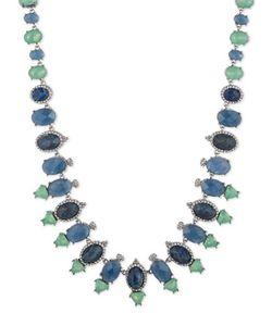 Jenny Packham   Stone Statement Necklace