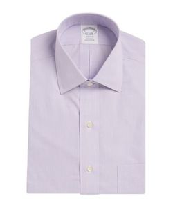 Brooks Brothers | Non-Iron Pinstriped Dress Shirt
