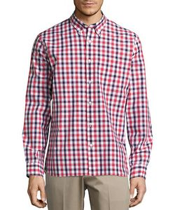 Brooks Brothers | Checked Casual Long-Sleeve Shirt