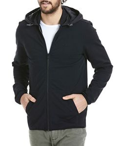 Bench | Solid Long-Sleeve Hooded Jacket
