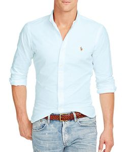 Polo Ralph Lauren   Slim-Fit Sportshirt