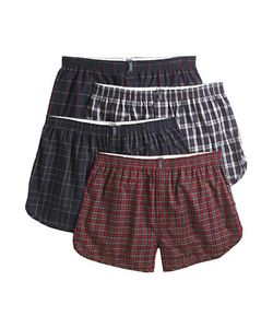 Jockey | 4-Pack Stay New Tapered Boxers