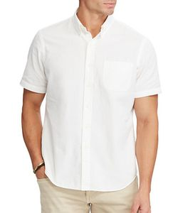 Polo Big And Tall | Classic-Fit Seersucker Shirt