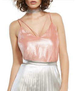 Bardot | Textured V-Neck Camisole
