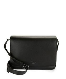 Michael Kors | Leather Messenger Bag