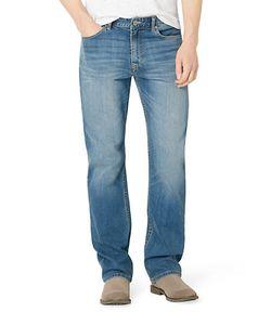 Calvin Klein Jeans | Relaxed Straight Leg Jeans