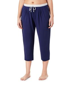 DKNY | Relaxed Capris