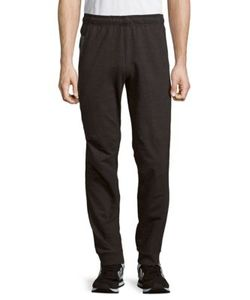 Calvin Klein Performance | Cotton-Blend Heathered Pants