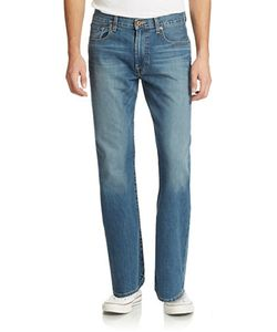 Lucky Brand | 181 Relaxed Straight Dellwood Wash Jeans