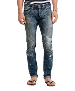 Polo Ralph Lauren | Sullivan Straight Five-Pocket Jeans