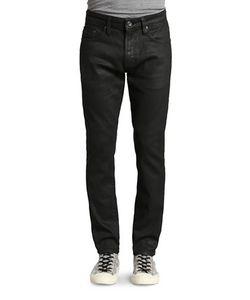 Mavi | Jake Slim-Fit Cotton-Blend Jeans