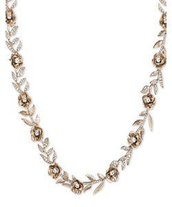 Marchesa | Goldtone Collar Necklace