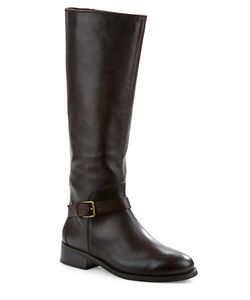 Cole Haan | Sonna Leather Knee High Boots