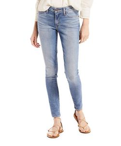 Levi's   Miles To Go 711 Skinny-Fit Jeans