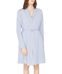 UGG   Long-Sleeve Striped Robe