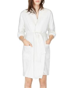 UGG   Solid Cotton-Blend Robe