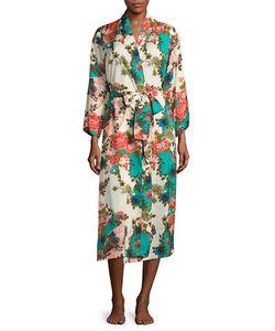 N Natori | Blossoming Fans Robe