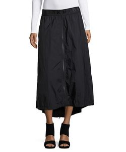 Dkny Pure | Hi-Lo Windbreaker Skirt
