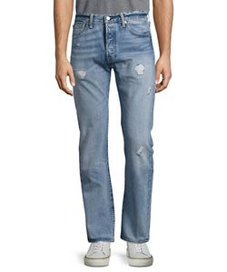 Levi's | 501 Distressed Jeans