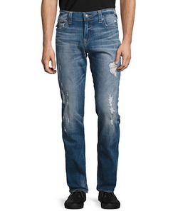 True Religion | Geno With Flap Stretch Jeans