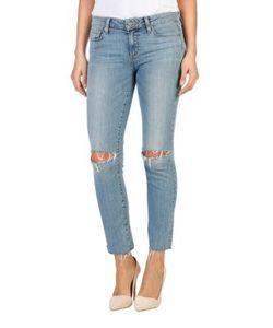 Paige | Distressed Skinny Jeans