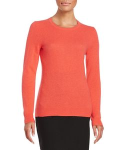 Lord & Taylor | Crewneck Cashmere Sweater