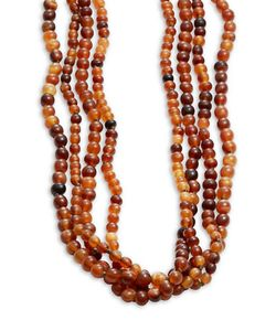 Kenneth Jay Lane | Multi-Row Beaded Necklace