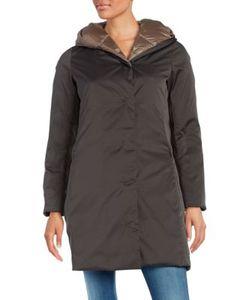 Max Mara | Reversible Hooded Down Puffer Coat