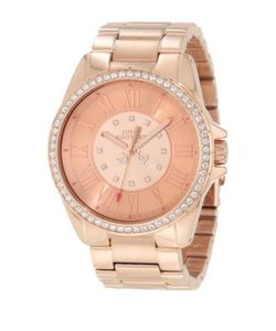 Juicy Couture | Ladies And Swarovski Crystal Watch