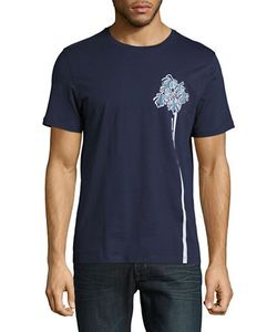 Michael Kors | Palm Tree Graphic Tee