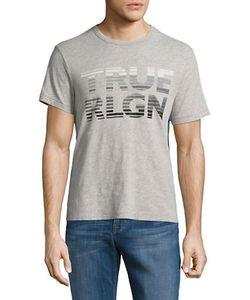True Religion | Cotton-Blend Graphic Tee