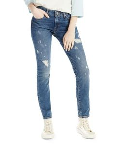 Levi's | Salt And Soul Skinny Distressed Jeans